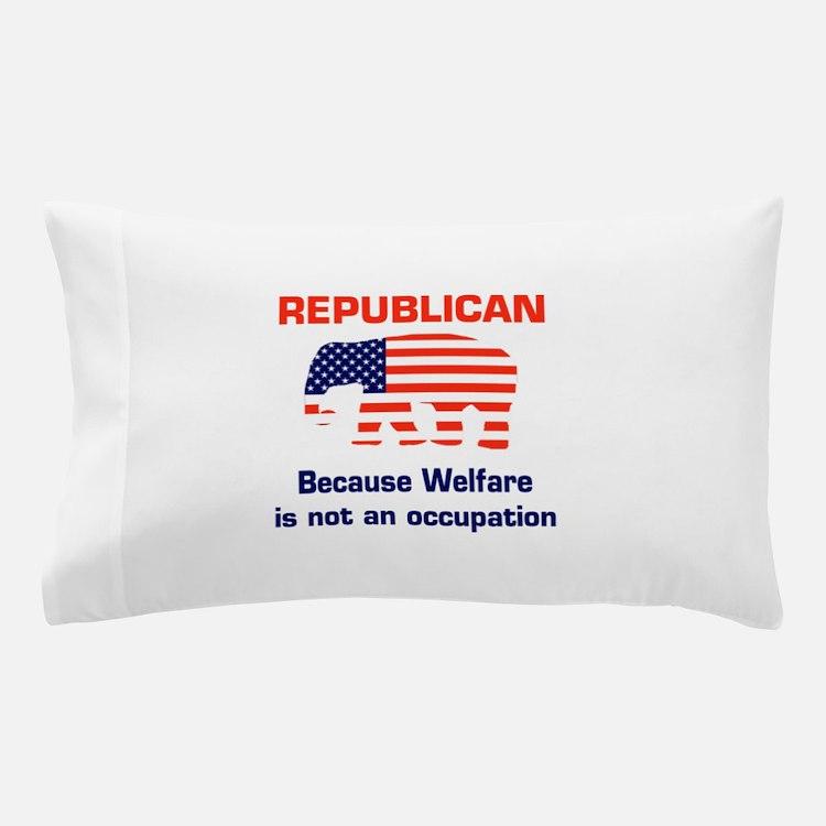 welfareoccupation.png Pillow Case