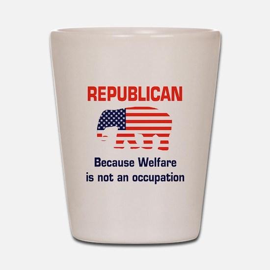 welfareoccupation.png Shot Glass
