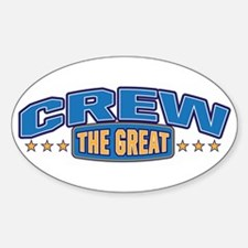 The Great Crew Decal