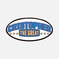 The Great Cristopher Patches