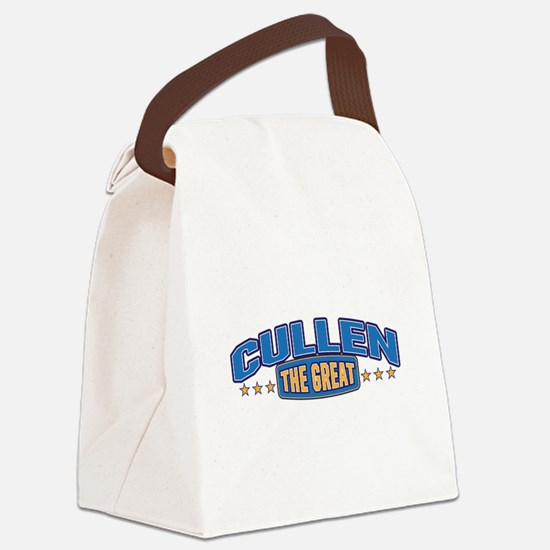 The Great Cullen Canvas Lunch Bag
