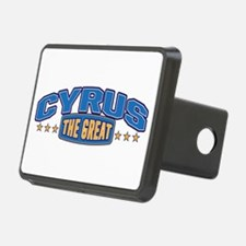 The Great Cyrus Hitch Cover