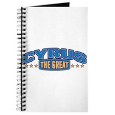 The Great Cyrus Journal