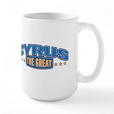 The Great Cyrus Mug