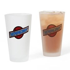 Standard Logo Drinking Glass