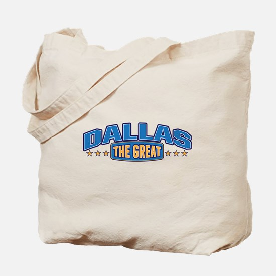 The Great Dallas Tote Bag