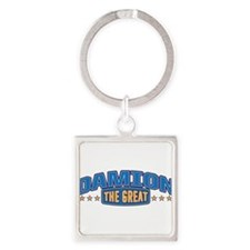 The Great Damion Keychains