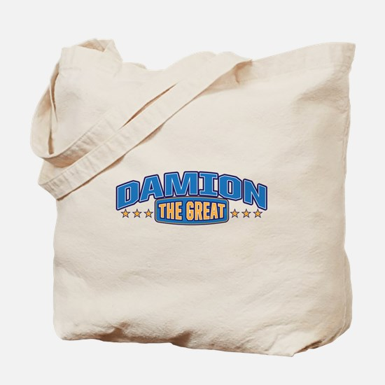 The Great Damion Tote Bag