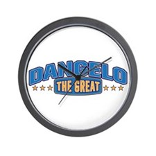 The Great Dangelo Wall Clock