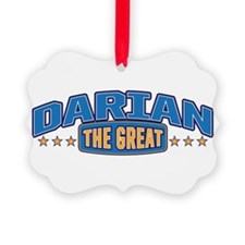 The Great Darian Ornament