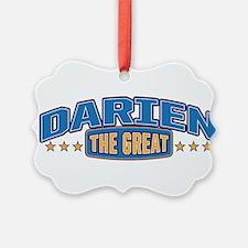 The Great Darien Ornament