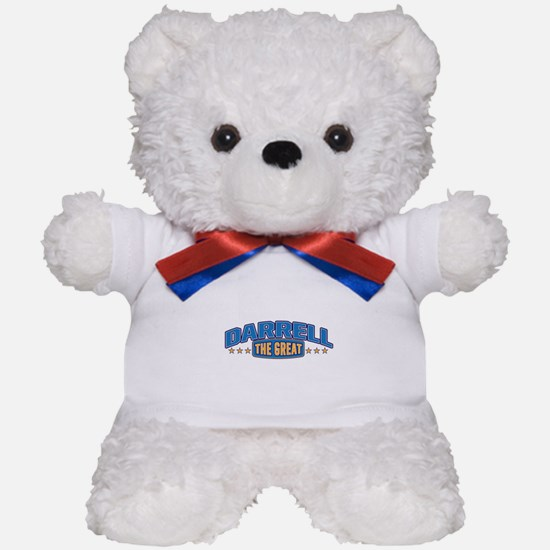 The Great Darrell Teddy Bear