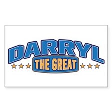 The Great Darryl Decal