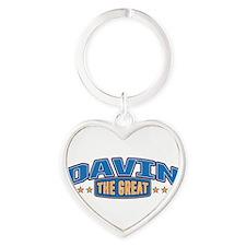 The Great Davin Keychains