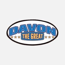The Great Davon Patches