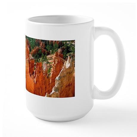 Bryce Canyon pan 7 Large Mug
