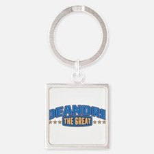 The Great Deandre Keychains