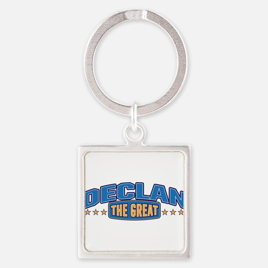 The Great Declan Keychains