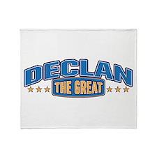 The Great Declan Throw Blanket