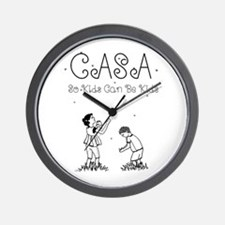 CASA Fireflies Wall Clock