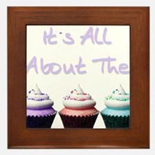 Bri Lyn Desserts & Designs Framed Tile