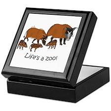 RRH family Keepsake Box