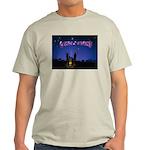 O Holy Night Ash Grey T-Shirt