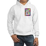 Keep Christ in Your Christmas Hooded Swe