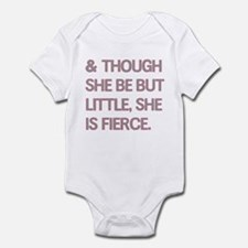 Fierce Infant Bodysuit