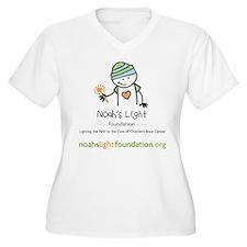 Noah's Light Foundation Plus Size T-Shirt