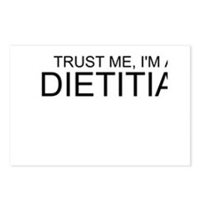 Trust Me, Im A Dietitian Postcards (Package of 8)