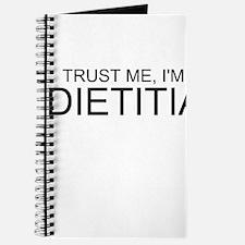 Trust Me, Im A Dietitian Journal
