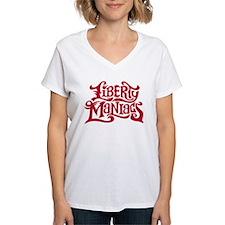 The NSA V-neck Ladies T-Shirt