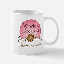 World's Greatest Homeschooler (For Moms) Mug