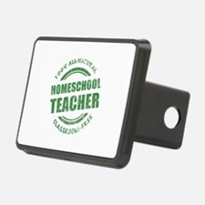 Homeschool Teacher Humor Hitch Cover