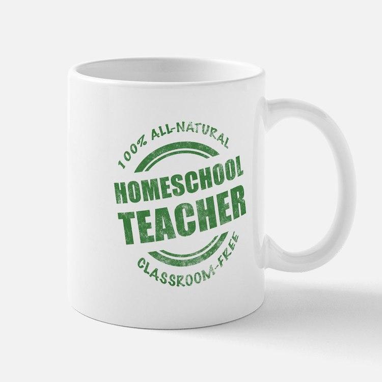 Homeschool Teacher Humor Mug