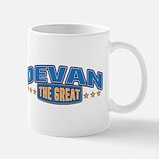 The Great Devan Mug
