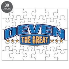 The Great Deven Puzzle