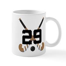 Field Hockey Number 29 Mug