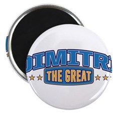 The Great Dimitri Magnet