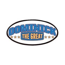 The Great Dominick Patches