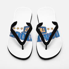 The Great Dominique Flip Flops