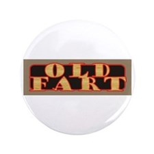 """Old Fart 3.5"""" Button"""