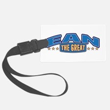 The Great Ean Luggage Tag