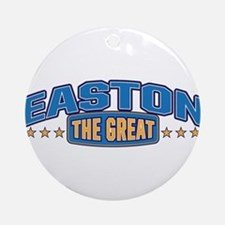 The Great Easton Ornament (Round)