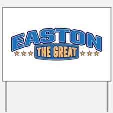 The Great Easton Yard Sign