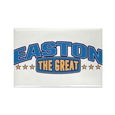 The Great Easton Rectangle Magnet