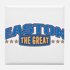 The Great Easton Tile Coaster