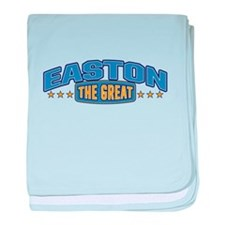The Great Easton baby blanket