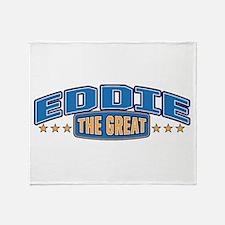 The Great Eddie Throw Blanket